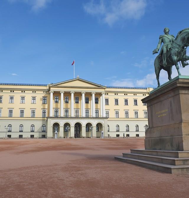 Oslo en Noruega, Dinamarca y Suecia
