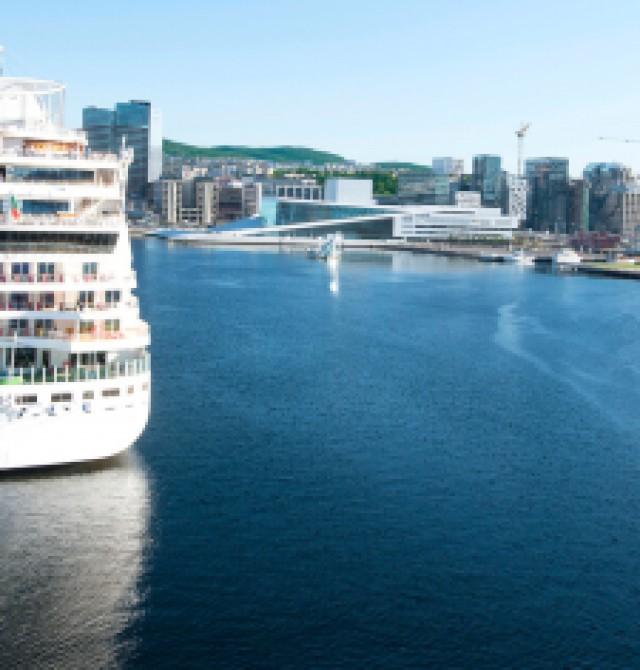 Crucero por el mar del Norte