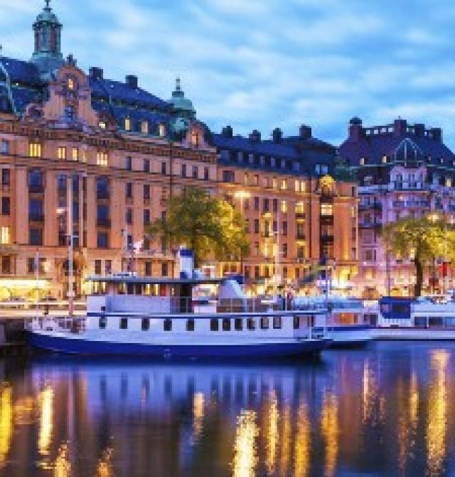 Copenhague en Noruega, Dinamarca y Suecia