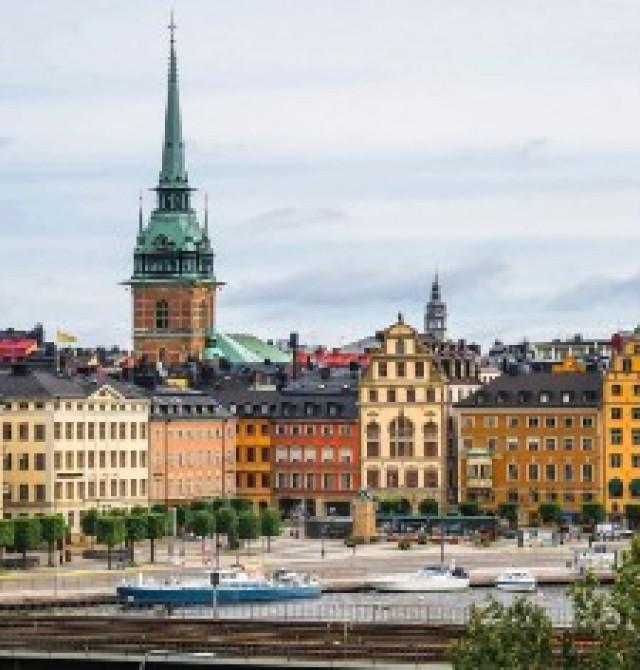 Estocolmo - Ciudad de origen