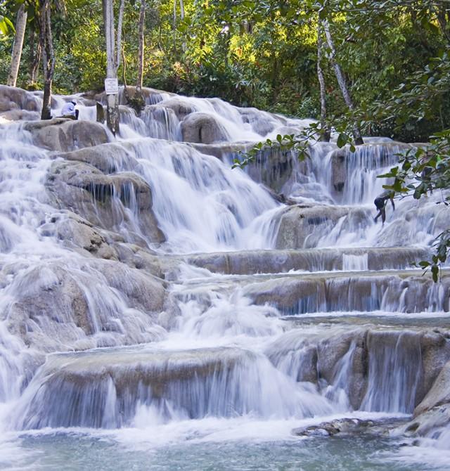 Mejor que un parque acuático en Jamaica