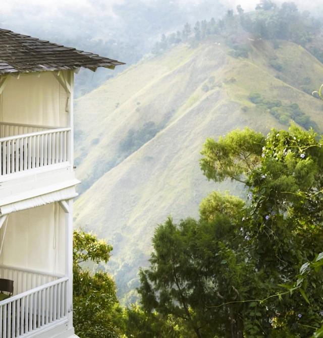 Mansiones de altura en Jamaica