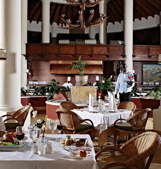 Restaurante en Jamaica