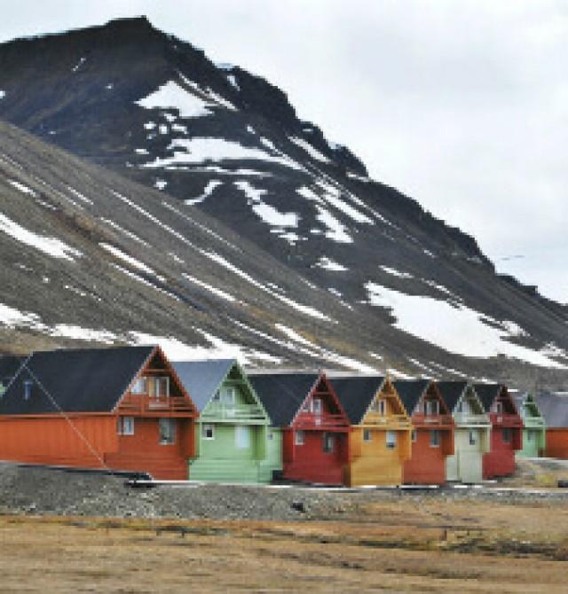 Islas Svalbard - Longyearbyen