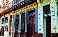 colorida habana en Cuba