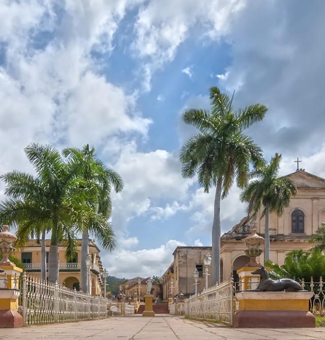 santisima trinidad en Cuba