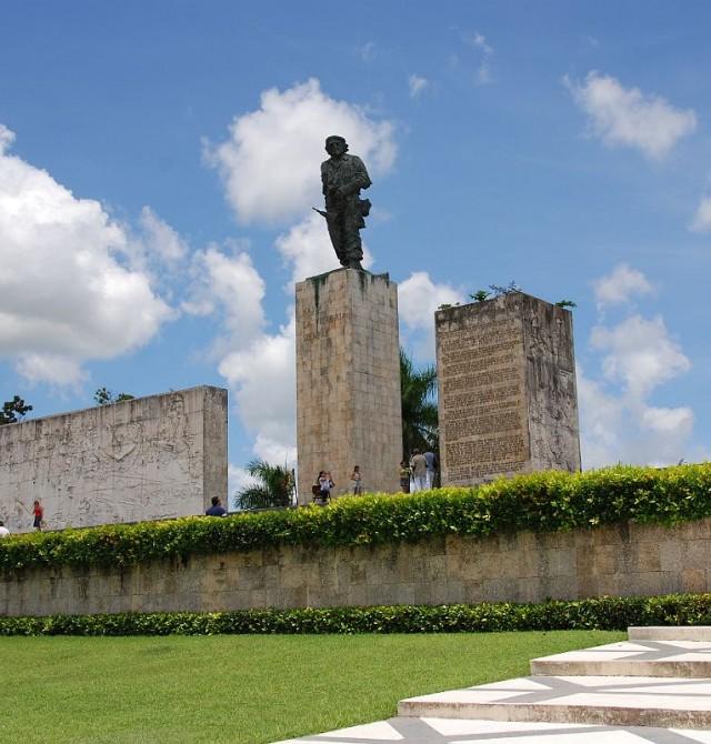 Santa Clara en Cuba