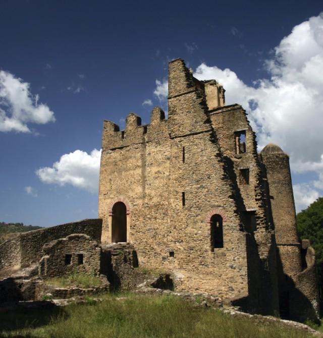 Espíritu medieval en África en Etiopía
