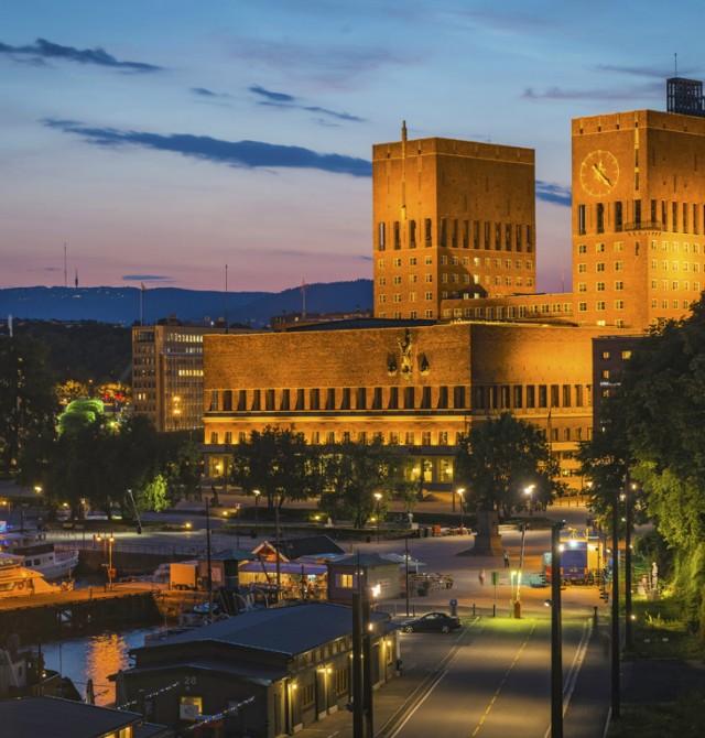 Oslo en Noruega