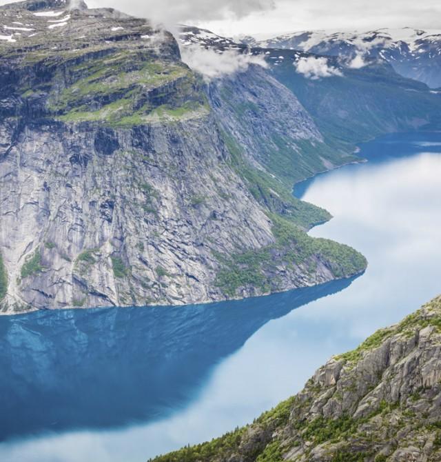 Flåm en Noruega