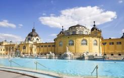 Baños en Budapest
