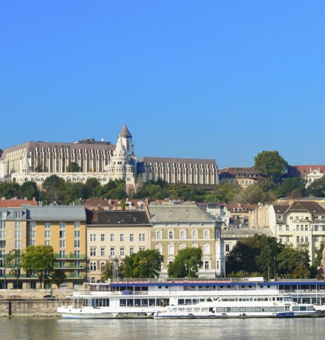 El 'skyline' de Budapest