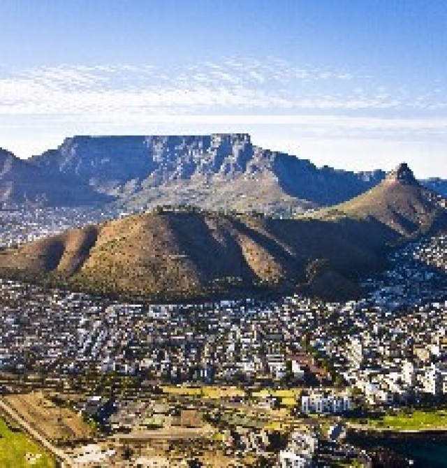 Ciudad del Cabo en Sudáfrica