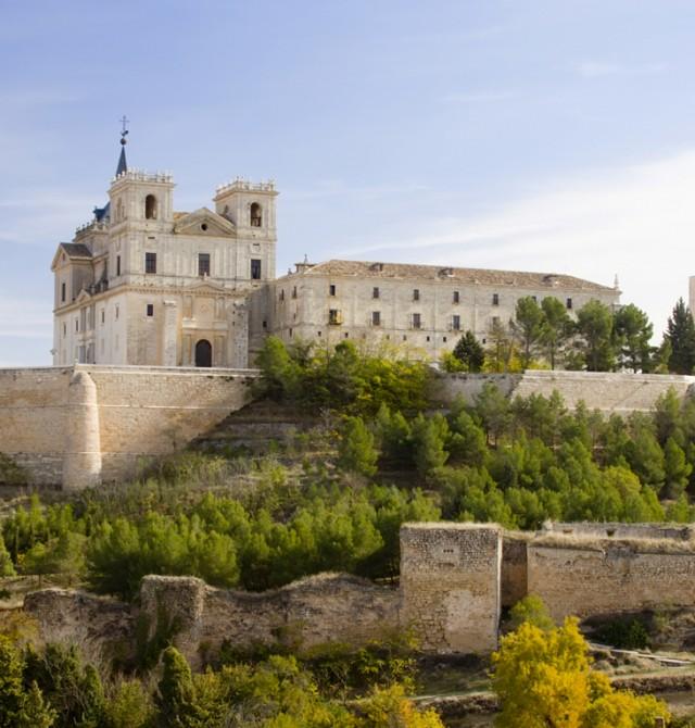 Visita al Monasterio de Uclés