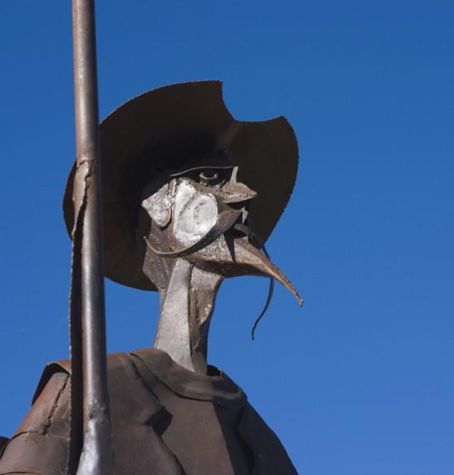 Quijote en Ciudad Real, Campo de Criptana