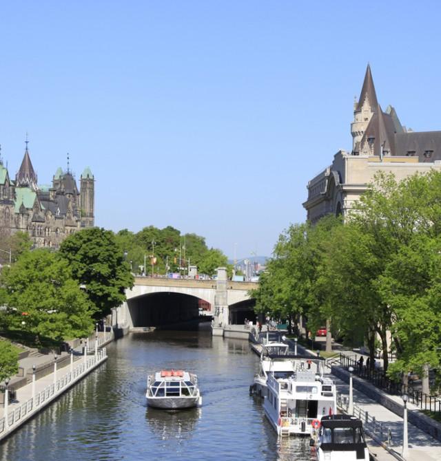 Ottawa en Canadá y Estados Unidos