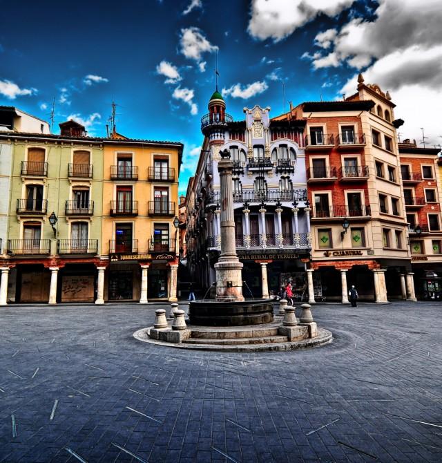 Alojamiento en Teruel