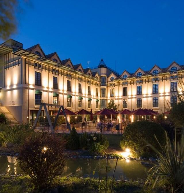 Hotel Wine Oil Spa Villa de Laguardia