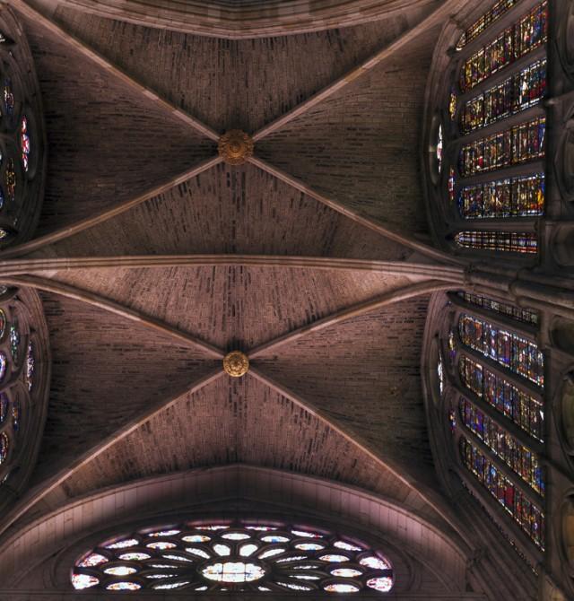 Bóveda en León