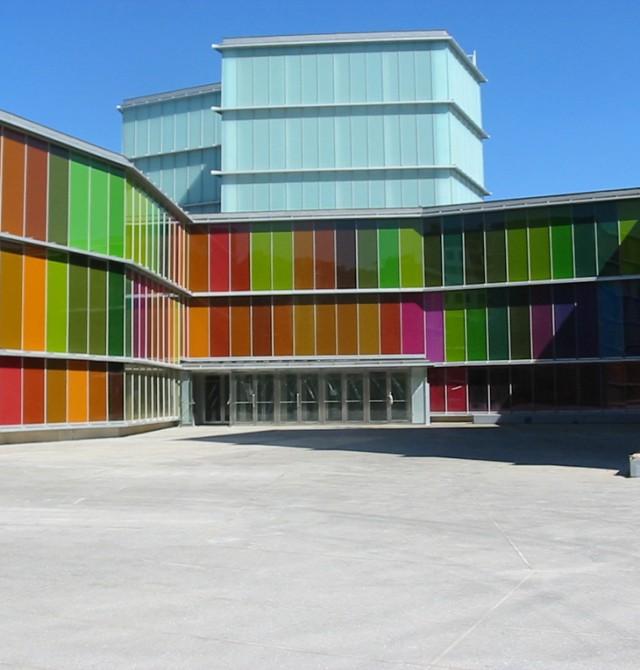 Museo de Arte contemporáneo León en León