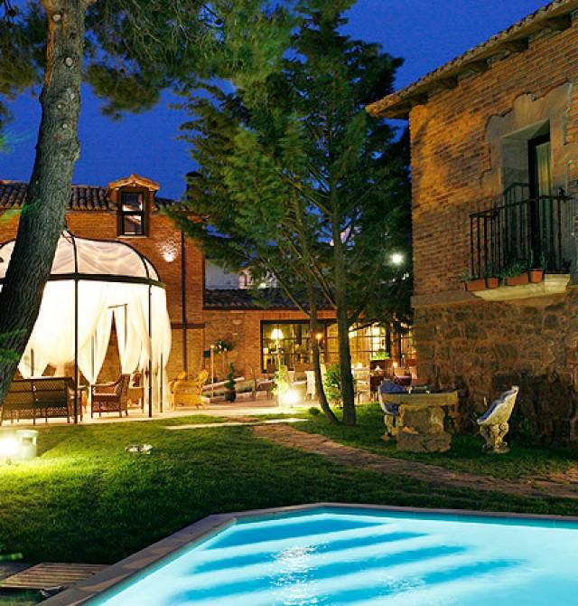 Hotel Real Casona de las Amas en La Rioja, Azofra