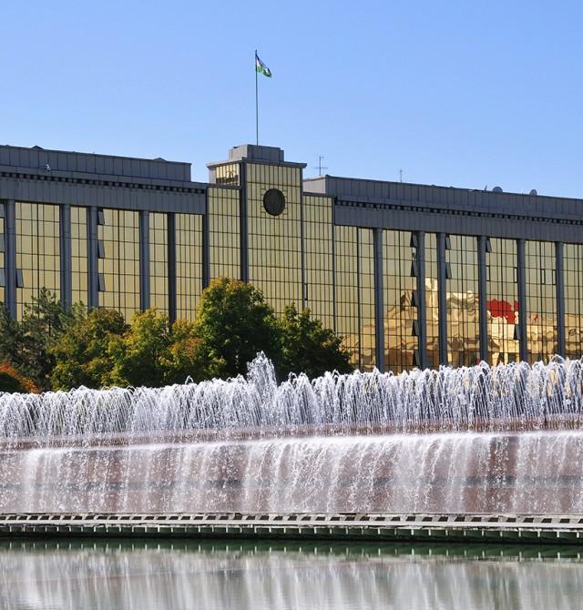 Taskent - Ciudad de origen