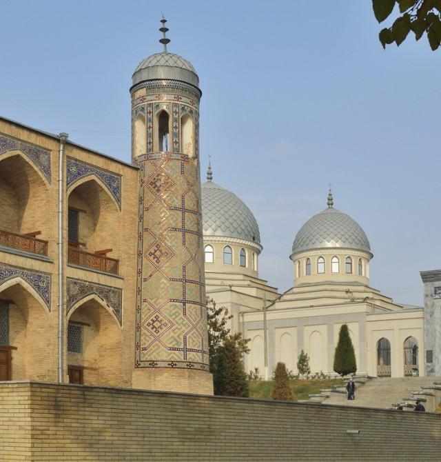 Tashkent en Uzbekistan