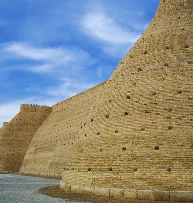 Bukhara en Uzbekistan
