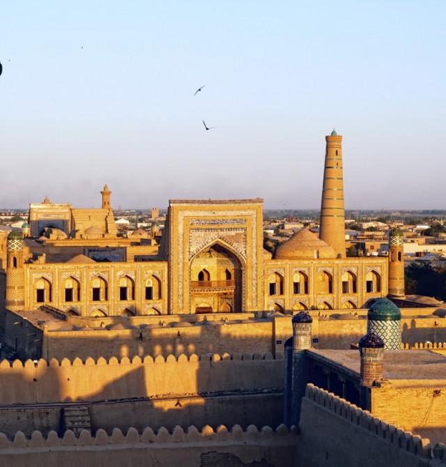 Khiva en Uzbekistan