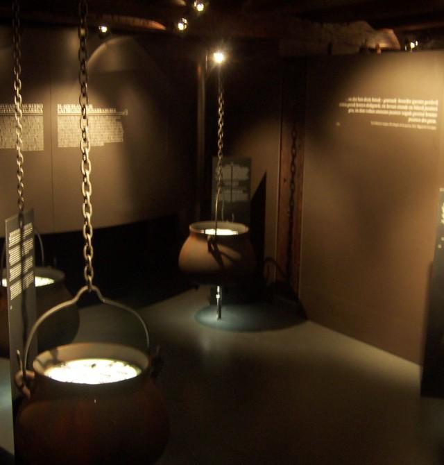 Entrada al Museo de las Brujas en Navarra, Zugarramurdi