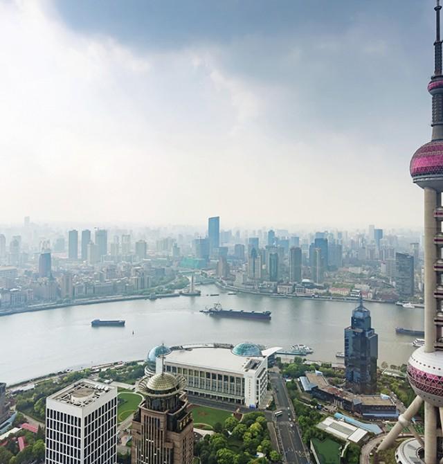 Shangai  en China