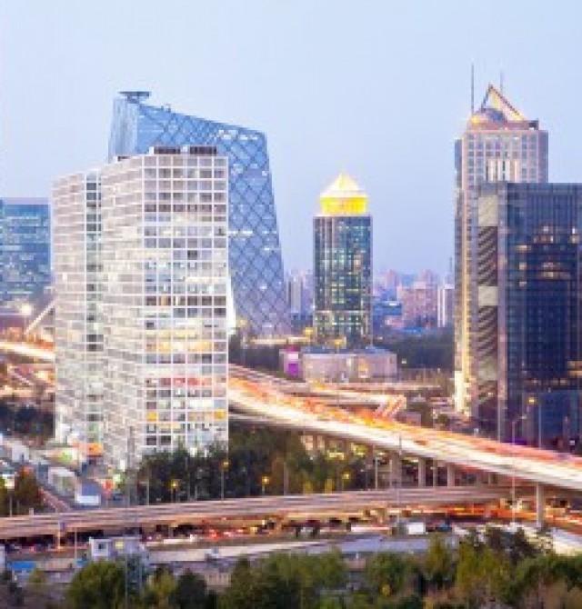 Pekín en China