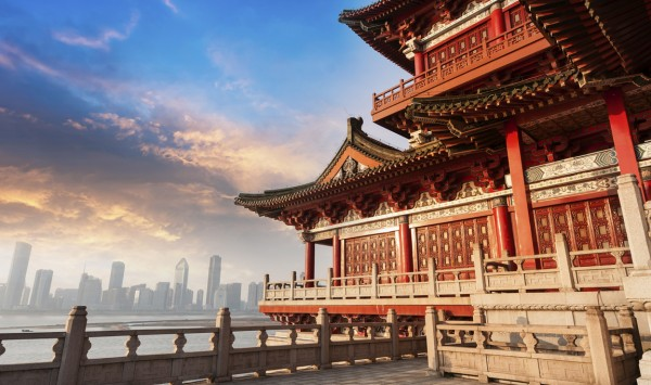 Antigua arquitectura china. Viaje a China con PANGEA The Travel Store