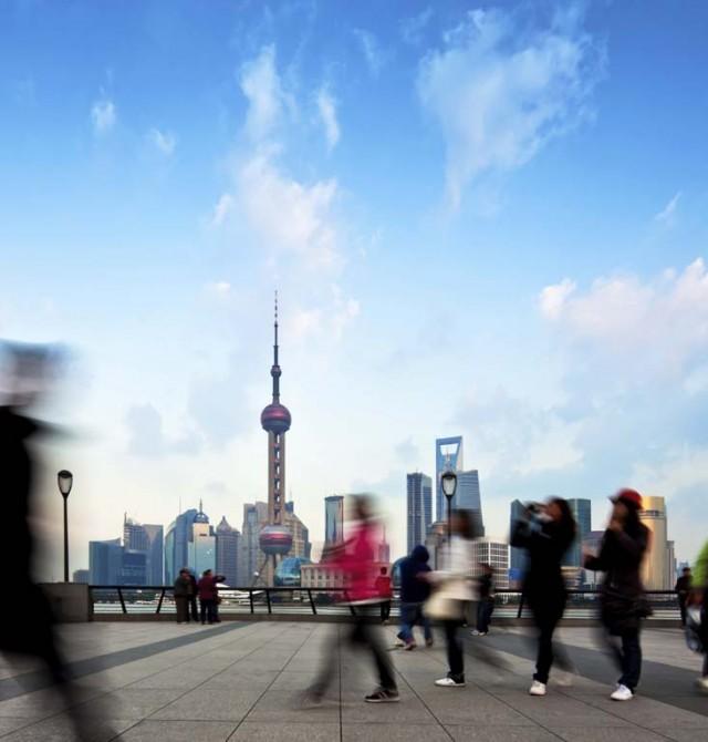 Shanghai  en China