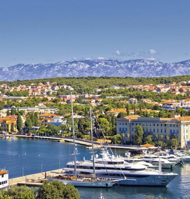 Plitvice - Zadar  en Croacia