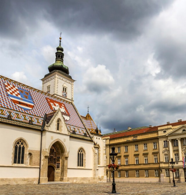 Iglesia en Croacia