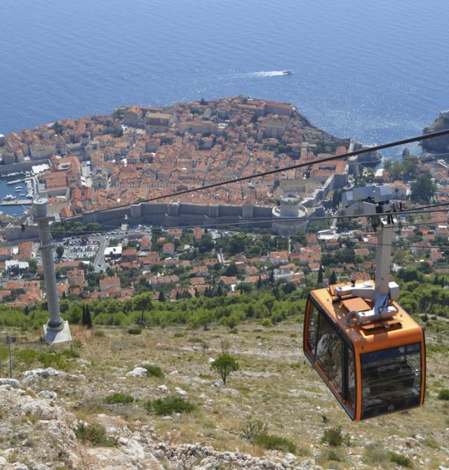 Paseo por Dubrovnik en Croacia