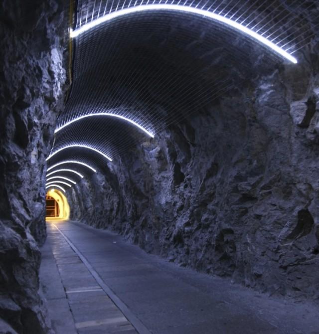 Palacio de Hielo en Suiza