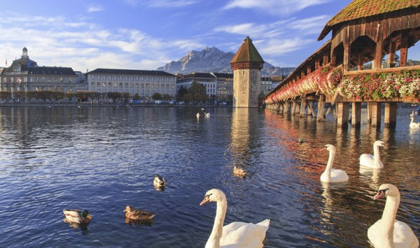 Lucerna. Viaje a Suiza con PANGEA The Travel Store