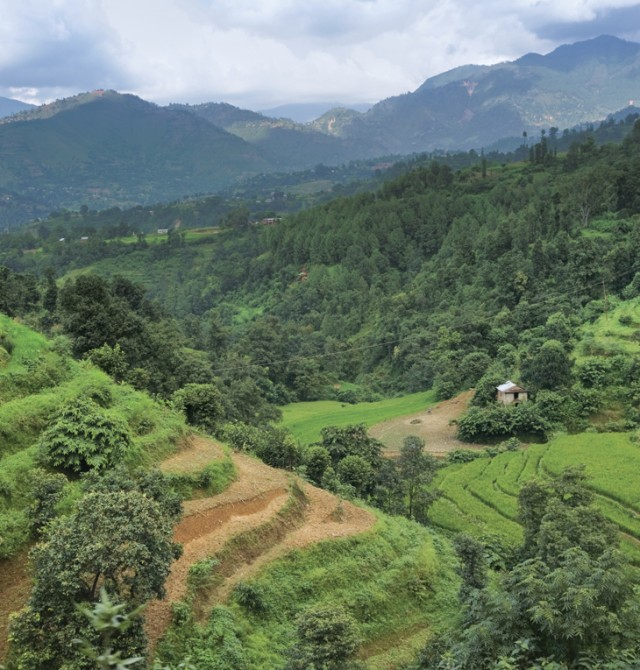Kathmandú - Nuwakot