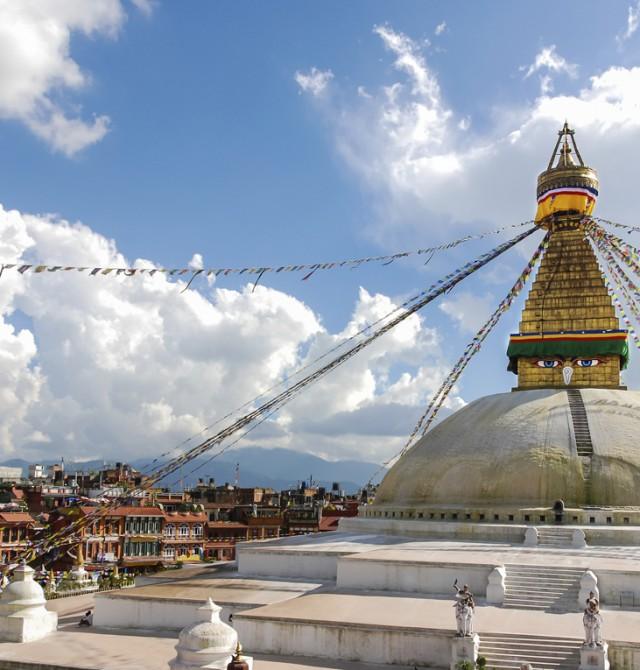 Kathmandú - Ciudad de origen