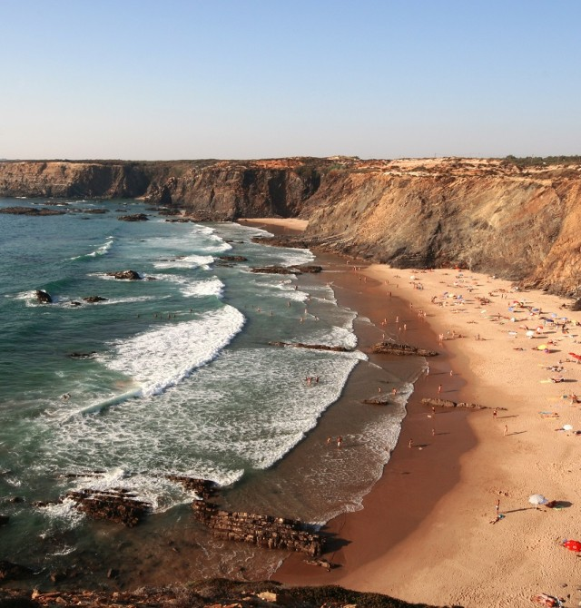La Costa Vicentina en Portugal: