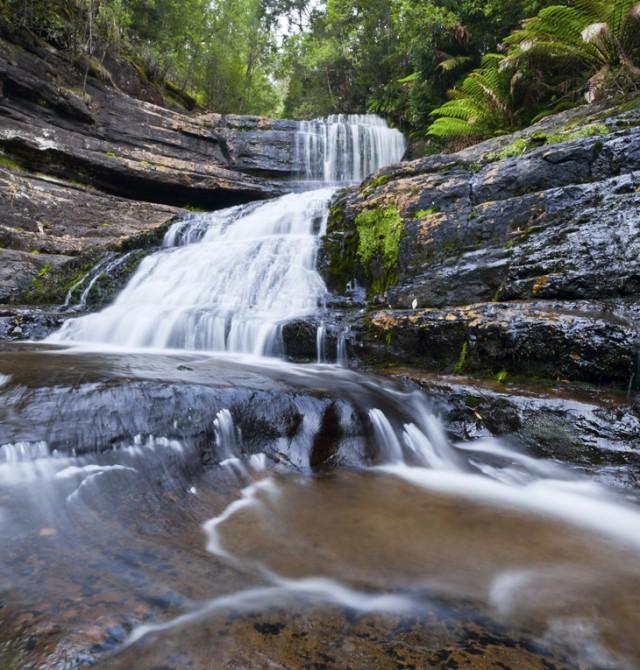 Cascadas Lady Barron en Australia