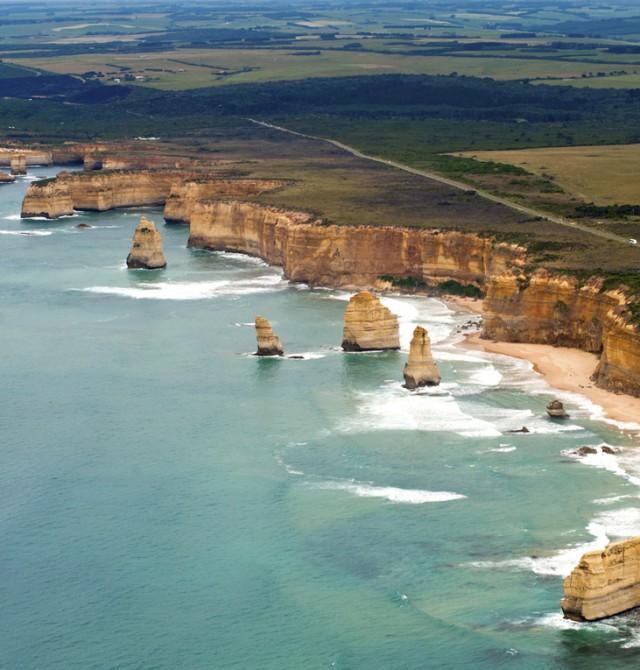 La carretera costera de tus sueños en Australia