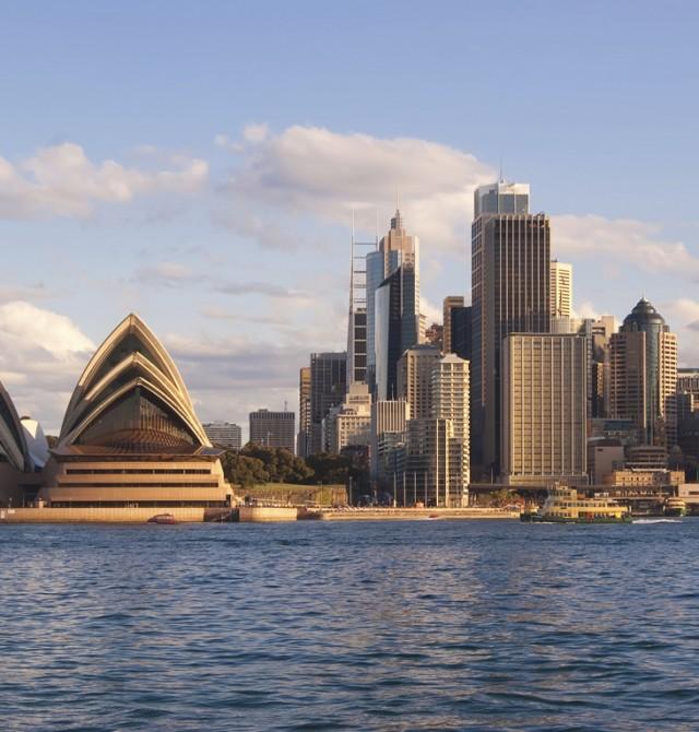 Una ciudad cosmopolita y sofisticada en Australia