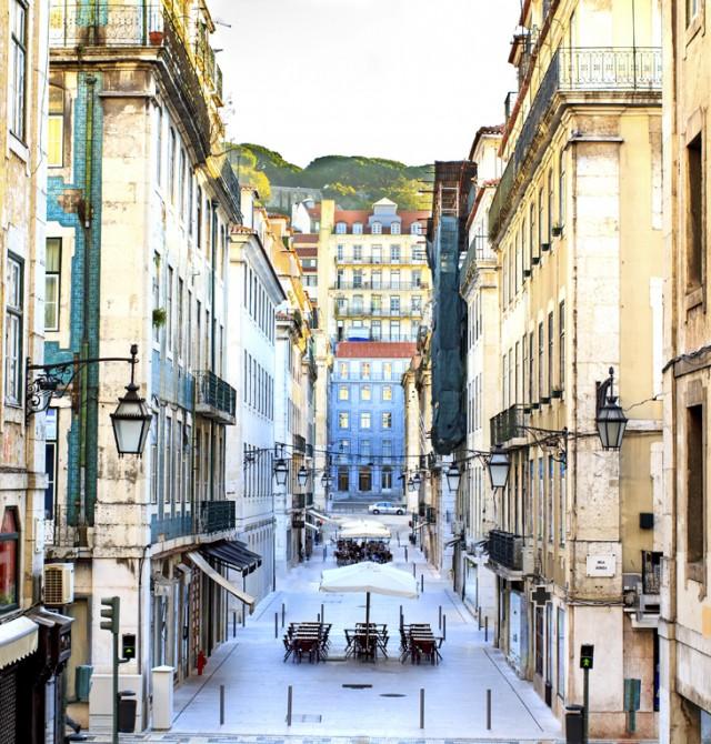 Chiado 'trendy'   en Portugal