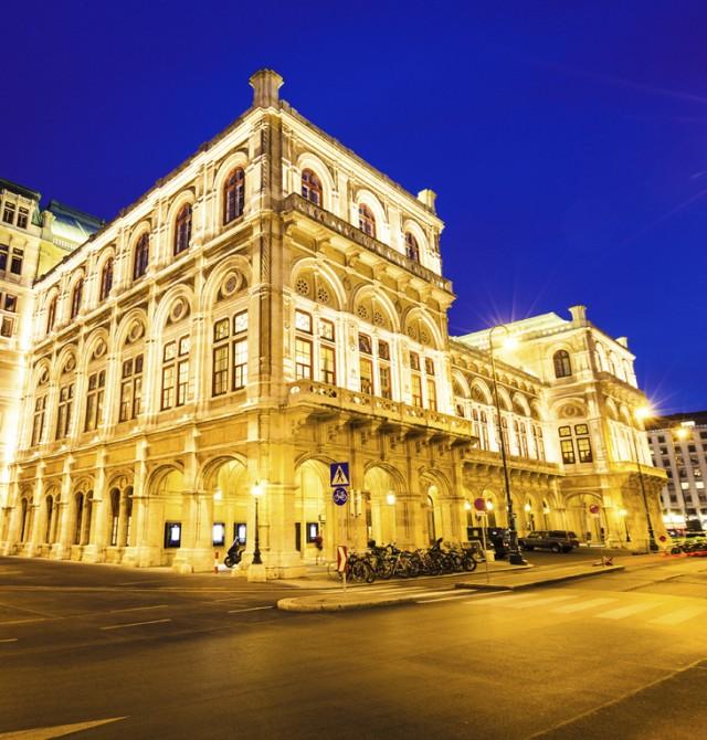 A la Ópera, ¡gratis! en Republica Checa y Austria