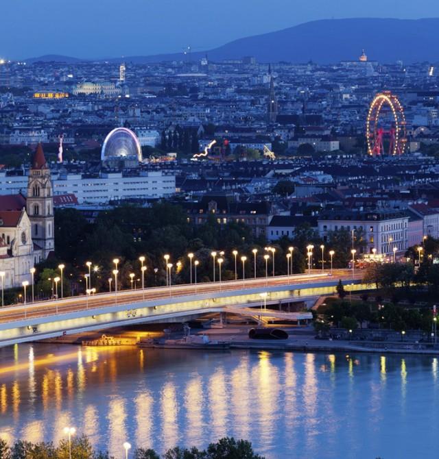Viena en Republica Checa y Austria