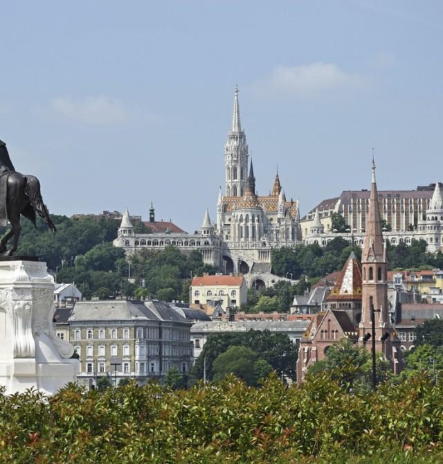 iglesias de Budapest