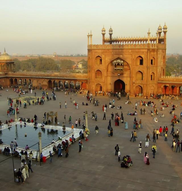 Agra - Delhi - Ciudad de origen